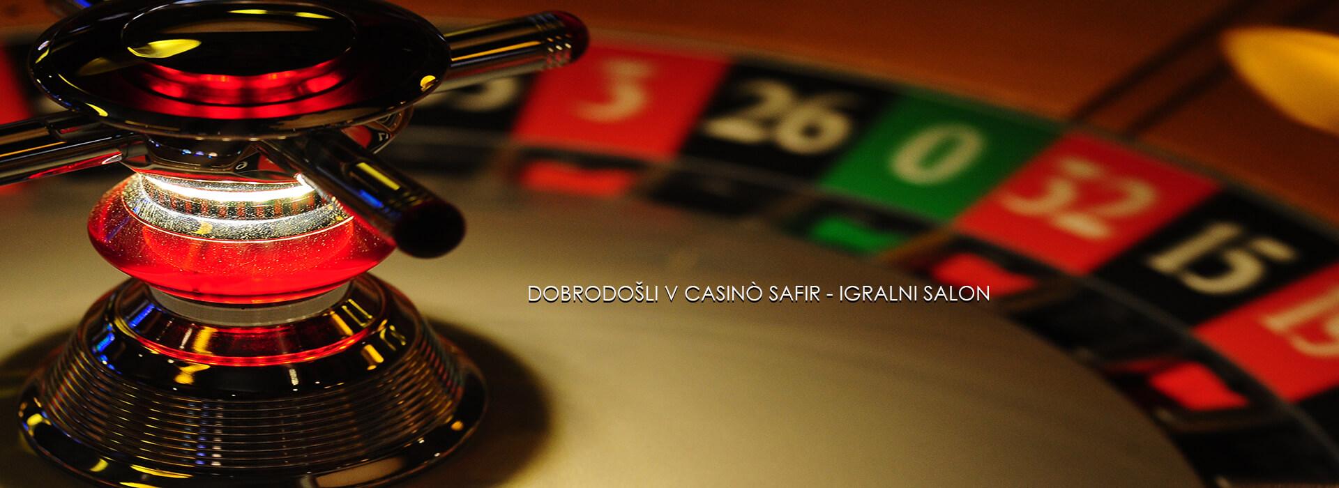 Igralni Salon Gold Club Casino Lipica